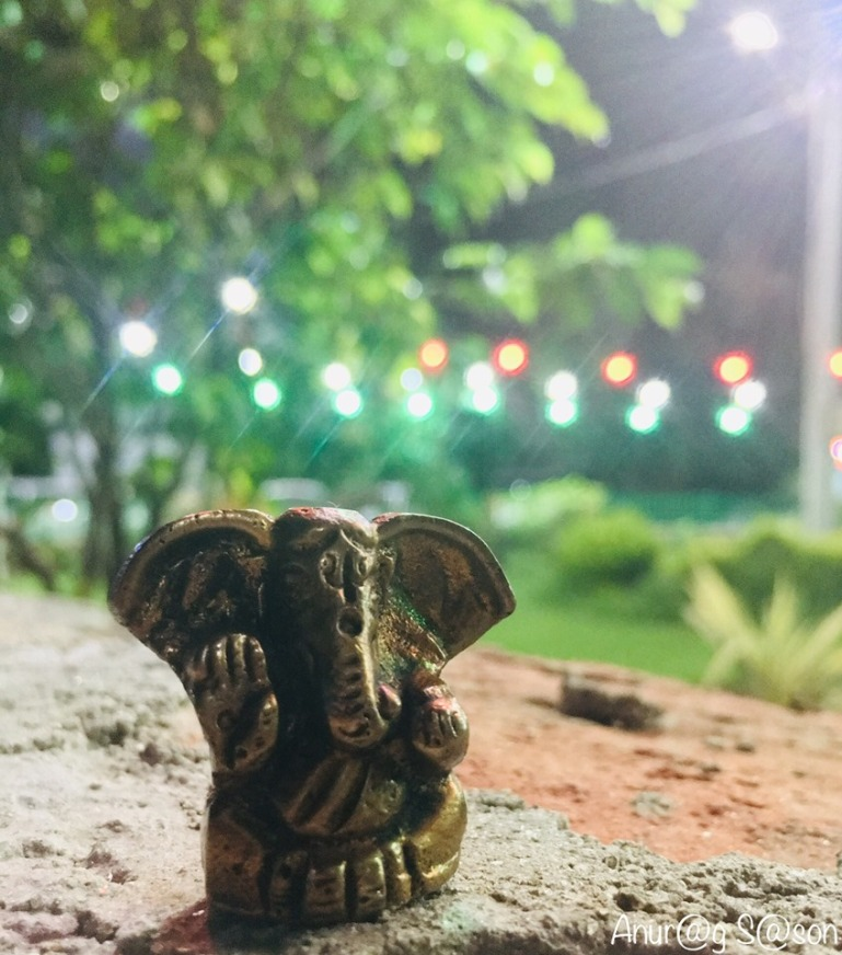 Lord Ganesha/Anurag Sason