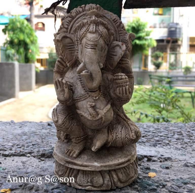 Lord Ganesha, Anurag Sason