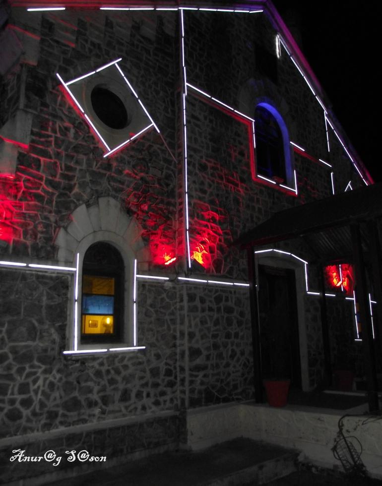 Mussoorie church