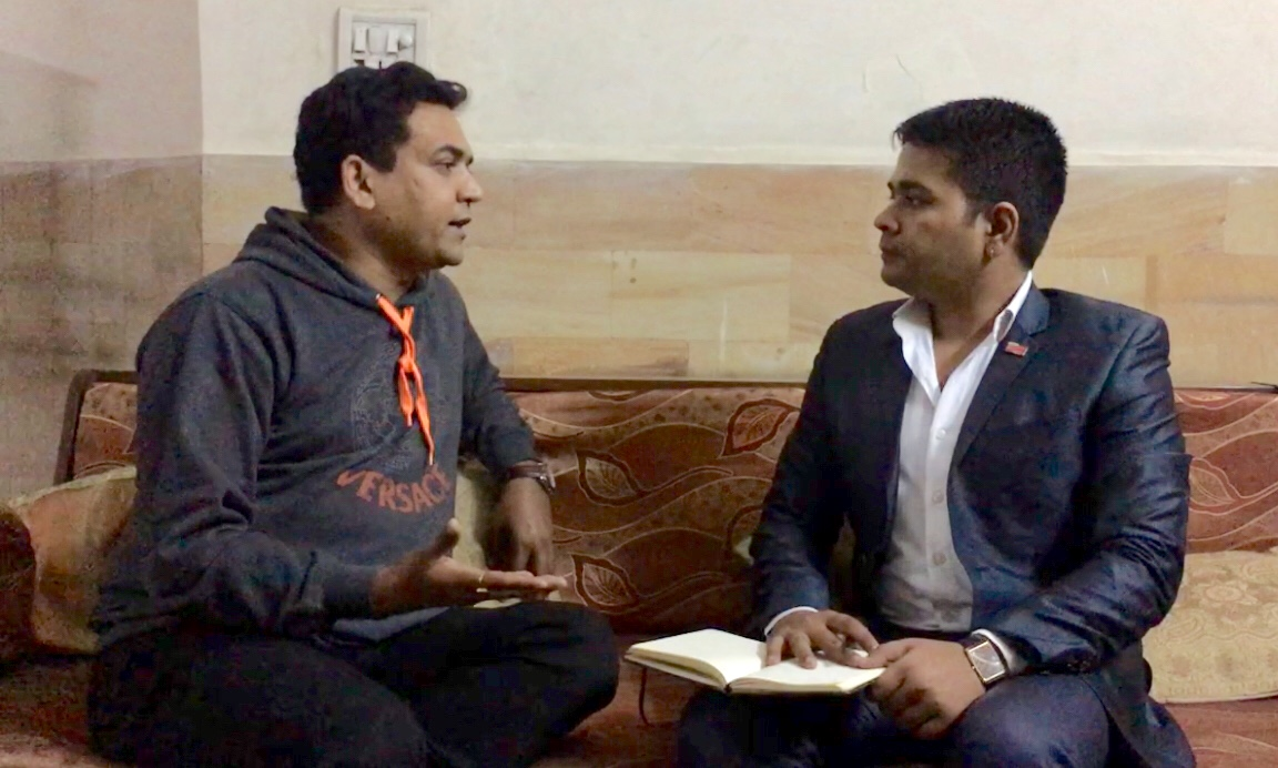 Kapil Mishra, Anurag Sason