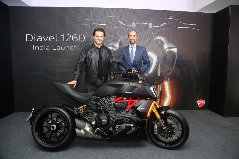 Sergi Canovas, Managing Director of Ducati India