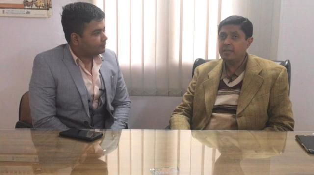 Monday Talk: Anurag Sason in conversation with Ujjwal Raman Singh