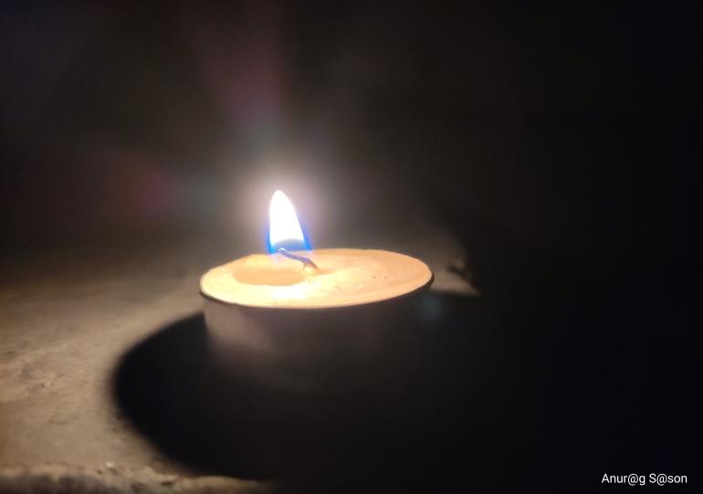 Coronavirus, Modi, candle, Anurag Sason