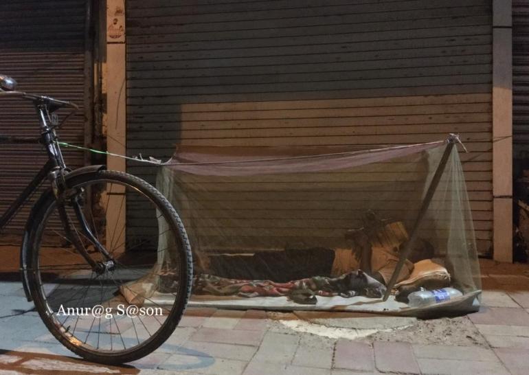 Coronavirus, Lockdown, Delhi, rickshaw puller, Anurag Sason