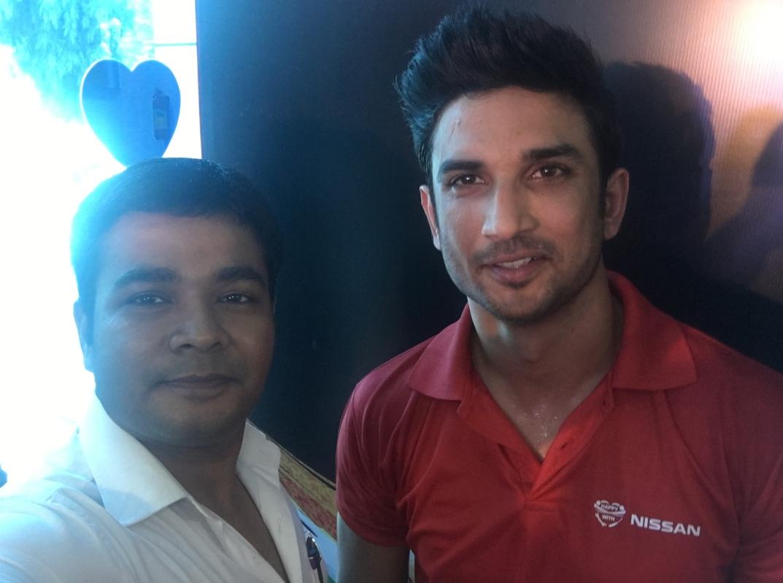 Sushant Singh Rajput, Anurag Sason, interview