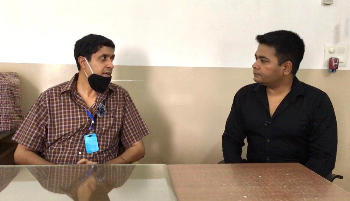 Monday Talk, Ujjwal Raman, Anurag Sason,