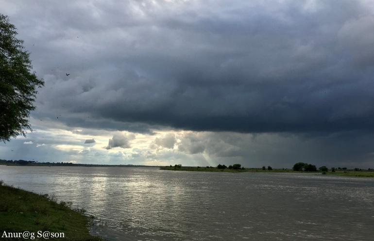 Ganga, Allahabad, pic of the day, Anurag Sason