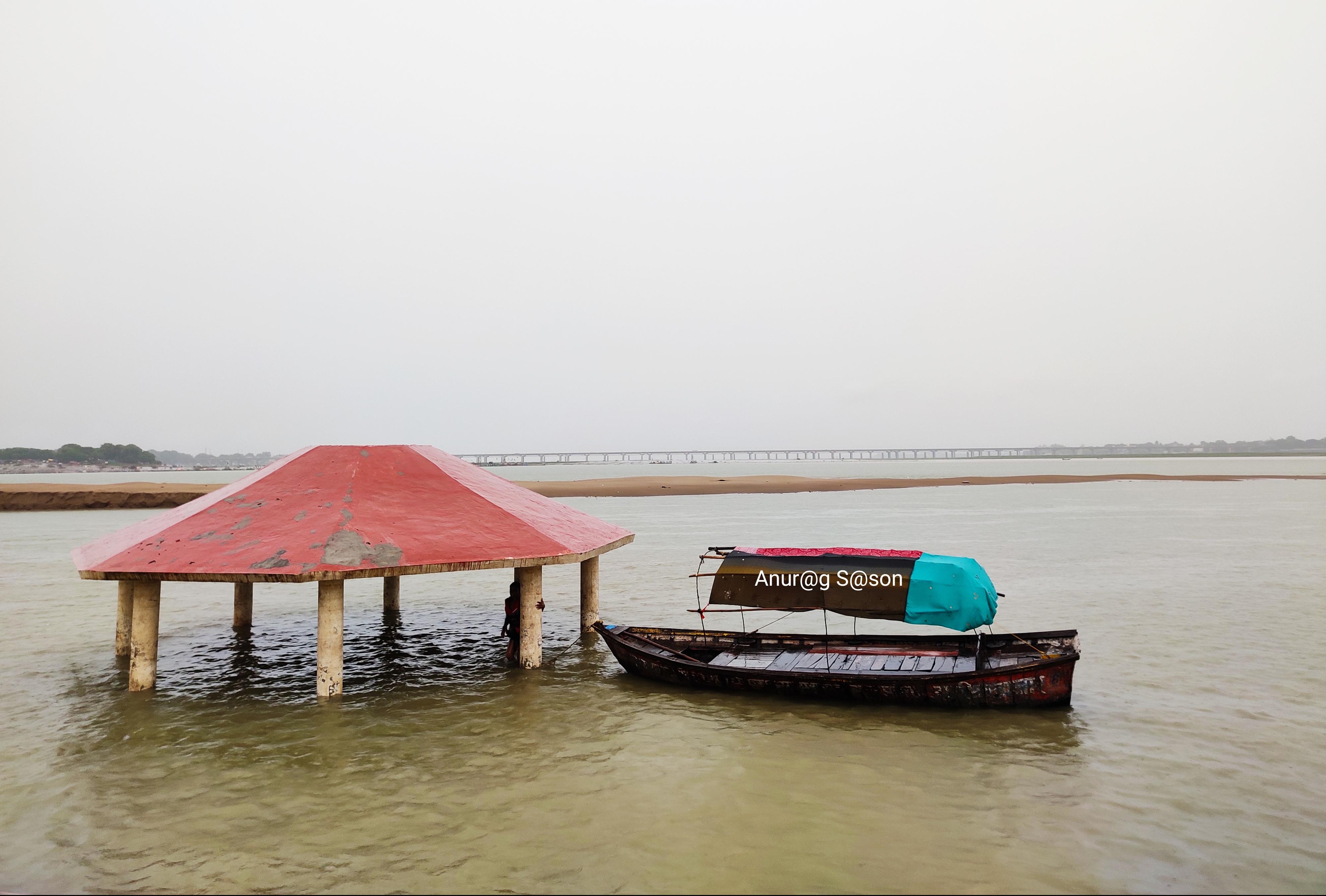Triveni Sangam, pic of the day, Anurag Sason,