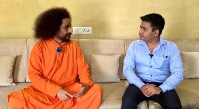 Monday Talk, Anurag Sason, Guruji Yogi Satyam, Yoga