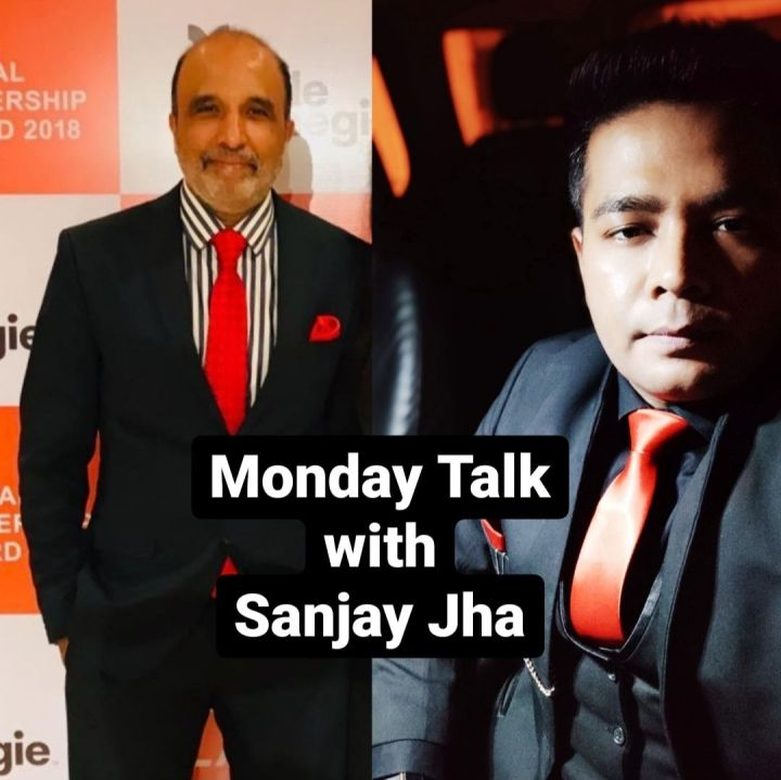 Monday Talk: Anurag Sason in conversation with Congress leader Sanjay Jha