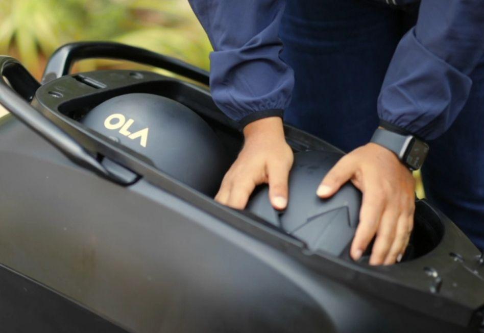 Image courtesy: Ola Electric Scooter-Anurag Sason