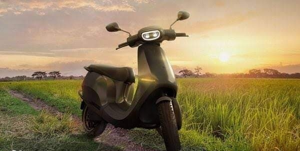 Image courtesy-Ola: Ola Electric Scooter-Anurag Sason