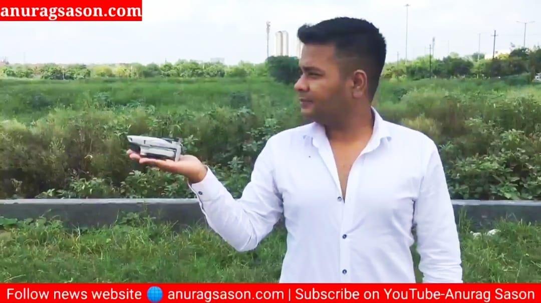 Review of DJI Mavic Mini 2 drone by Anurag Sason-Watch